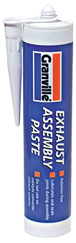 Granville 0434B Exhaust Assembly Paste Cartridge, 500 g: