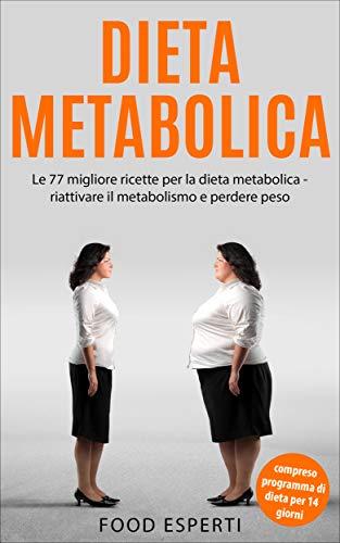 dieta per attivare il metabolismo