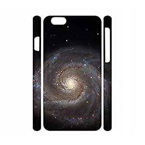 Advanced Dustproof Galaxy Pattern Hard Plastic Phone Shell for iphone 5/5s Case - Inch