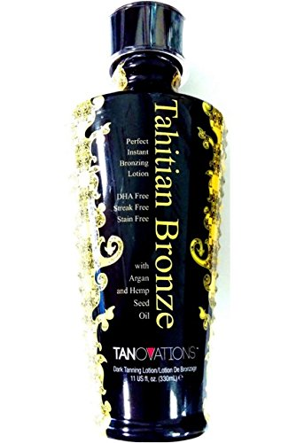 Ed Hardy Tahitian Bronze Streak Free Bronzer Indoor Tanning