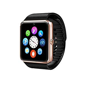 IFUN Reloj Inteligente, Bluetooth Smart Watch con Camara SIM/TF ...