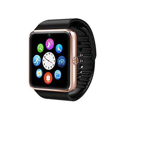 IFUN Reloj Inteligente, Bluetooth Smart Watch con Camara SIM/TF Ranura Podómetro Deportivo Reloj Whatsapp Facebook Twitter Smart Wrist Watch