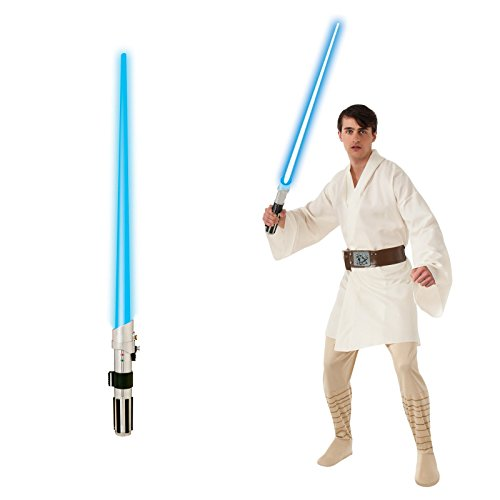 [Luke Skywalker Adult Costume Bundle Set - Standard] (Yoda Costumes For Adults)
