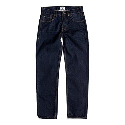 hot Quiksilver Boys Sequel Rinse - Regular Fit Jeans Regular Fit Jeans Blue 27