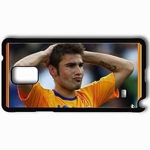Personalized Samsung Note 4 Cell phone Case/Cover Skin Adrian muttu euro fiorentina Black