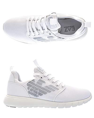 Baskets Pour Weiß Armani Emporio Homme TXOg4Uqc