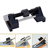 DS-Space Honing Guide, Adjustable Stainless Steel Honing Guide for Chisels, Planer, Blade, Carving Knife, Flat Chisel Edge Sharpening, Clamping Width Range 0.26-3.0 Inch (Honing Guide)