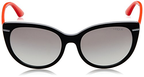 Grey Vogue Sonnenbrille Gradient VO2941S Black Noir HfHwx