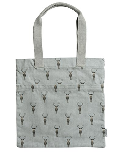 Sophie Allport Book bag – Highland Stag design