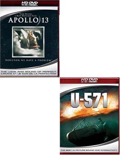 Apollo 13 (HD DVD) / U-571 (HD DVD) (2 Pack)