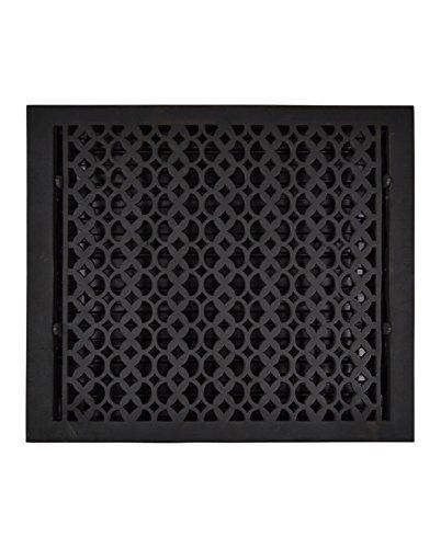 (Floor Register Cast Aluminum 14