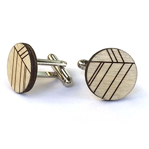 - LOOKER | abstract angular cufflinks
