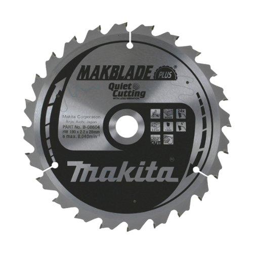 Makita B-08610 - Disco para madera 216 mm - corte preciso Makita