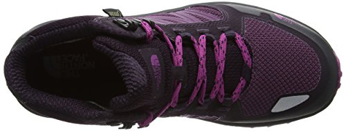Botas Galaxy Fastpack Wild North Face Morado Litewave The Tex Purple Senderismo Purple de Mid Mujer Para Gore Aster U0RqOnW