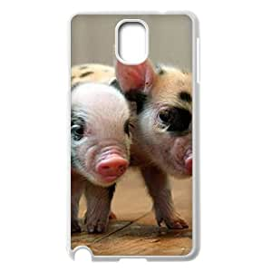 pig Customized Case for Samsung Galaxy Note 3 N9000,diy pig Phone Case