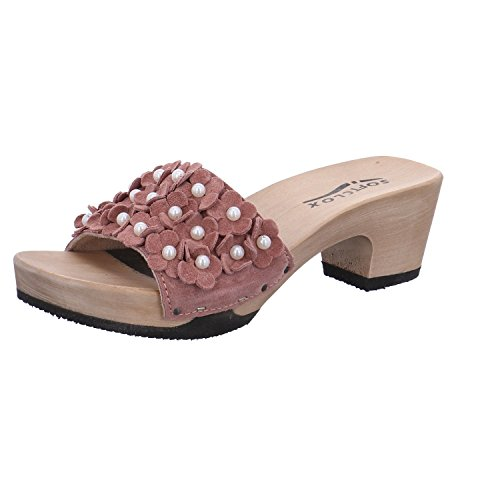 Softclox Women's Clogs Rose dJ3H7ltttP