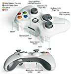 Wireless-Controller-for-Xbox-360-24GHZ-Gamepad-Joystick-Controller-Remote-for-Xbox-360-Console-PC-Windows-7810-White