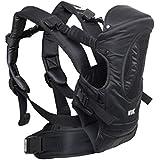 Baby Carrier Supreme Comfort 4 em 1, NUK, Preto