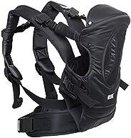 Baby Carrier Supreme Comfort 4 em 1 - NUK, Preto