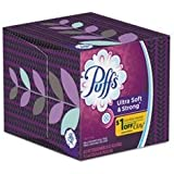 -- Facial Tissue, Two-Ply, White, 56 Sheets/Box