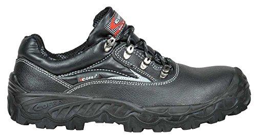 Cofra New Celtic S3 SRC Paire de Chaussures de sécurité Taille 43 Noir