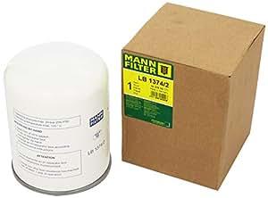 """Mann Filter LB 1374/2 Filtro de aire - compresor aire de admisión """"descontinuado por el fabricante"""""""