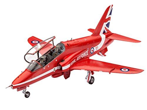 Revell Revell04921 Bae Hawk T.1 Red Arrows Model Kit (Hawk Red Arrows)
