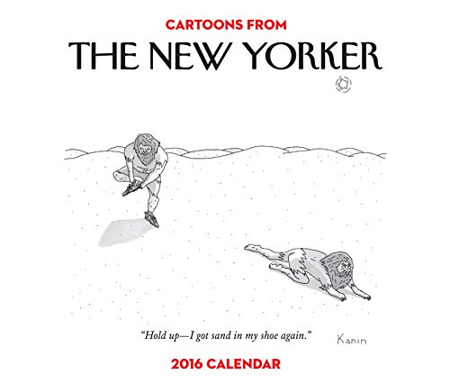 Cartoons from The New Yorker 2016 Day-to-Day Calendar by Conde Nast