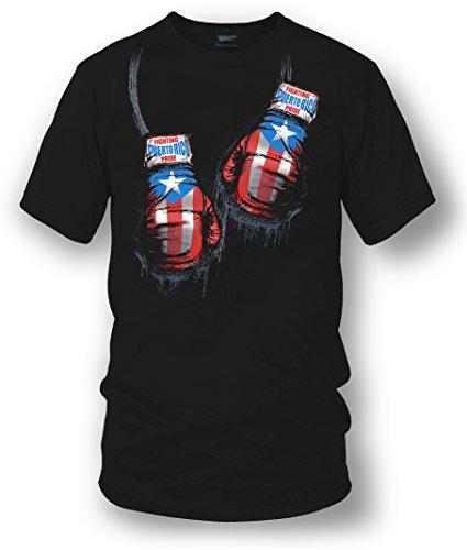 Puerto Rico Boxing Shirt Pride product image