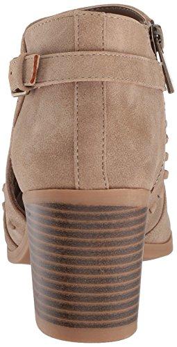Easy Street Kvinners Poppet Krenget Sandal Taupe