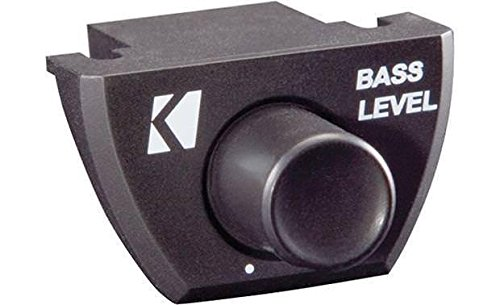 Amplifier Remote Bass - Kicker 43CXARC Bass Remote Control for KICKER CXA-Series/PXA-Serie/CX-Series Amplifiers
