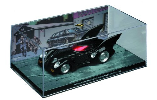 DC BATMAN AUTOMOBILIA FIGURINE COLLECTION MAGAZINE #27