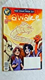Awake #0 UNCIRCULATED Comic Book FCBD Exclusive VERY RARE - Action Lab 2016 First Printing 9.8 Grade - Susan Beneville