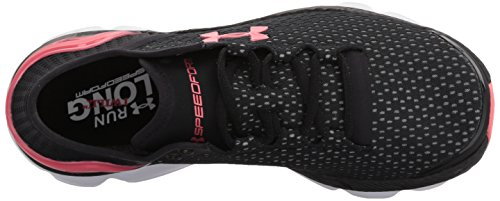 clearance cost Under Armour Women's Speedform Intake 2 Running Shoe Black (001)/Steel lowest price sale online 2014 unisex sale online sale in China HcBwc