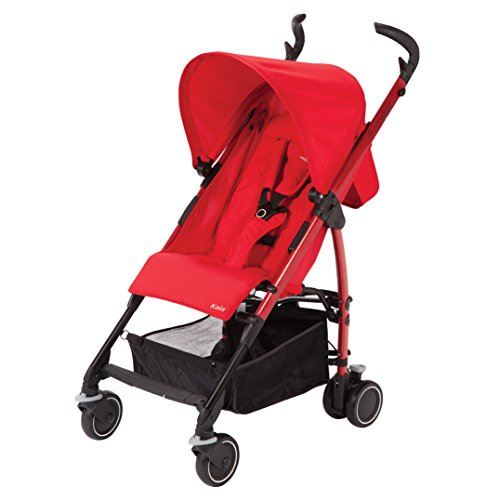 Maxi-Cosi Kaia Stroller, Intense Red by Maxi-Cosi
