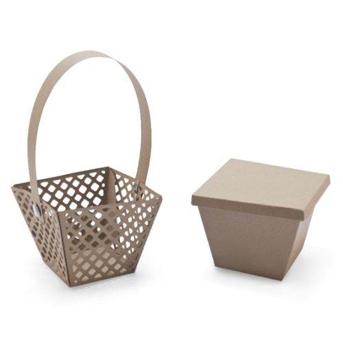 QUICKUTZ Lifestyle Crafts Basket Die