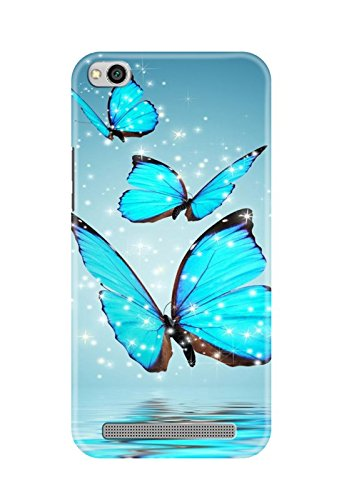outlet store e96a9 66aee Hupshy Printed Back Cover for Redmi 5A - Multicolor