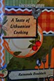 A Taste of Lithuanian Cooking