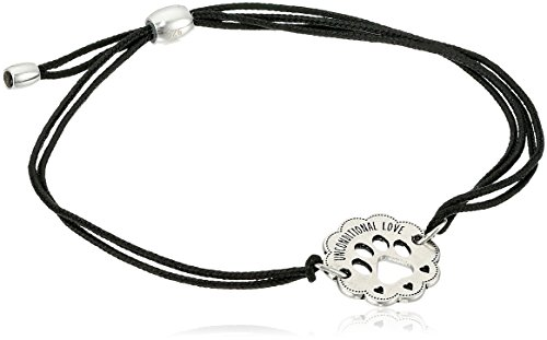 Alex Ani Unconditional Sterling Bracelet