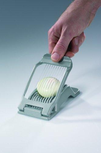 Westmark Germany Multipurpose Stainless Steel Wire Egg Slicer (Grey)