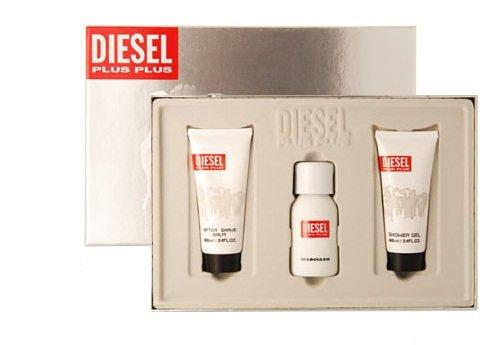 Diesel Plus Plus 2.5oz 3pc Gift Set for Man
