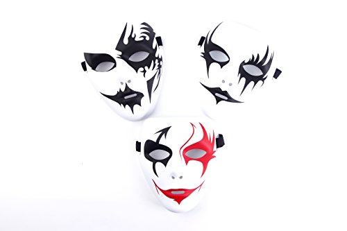 Halloween Masquerade Cosplay Masks