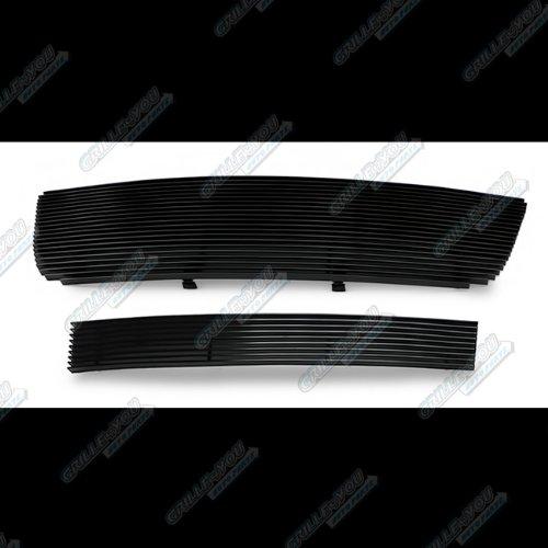 2006-2012 Ford Ranger Black Billet Grille Grill Combo Insert # F87912H (2006 Ford Ranger Grill Emblem)
