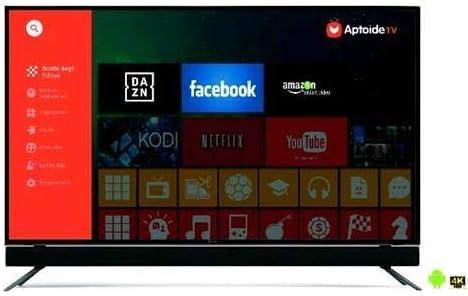 Televisore LCD Telesystem Smart TV SOUND55 4K: Amazon.es: Electrónica