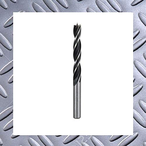 Bosch 2609255207 130mm Brad Point Drill Bits with Diameter 10mm
