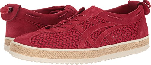 Unisex by Onitsuka Red Classic Classic delegation Light Asics Red Tiger CaCR5qt