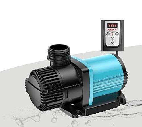 Marine Color Controllable Dc Variable Water Pump CDP Series FREQUENCY VARIATION Super Silence Wave Maker Feed Mode (3500)