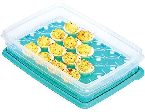 chilled deviled egg carrier - 4