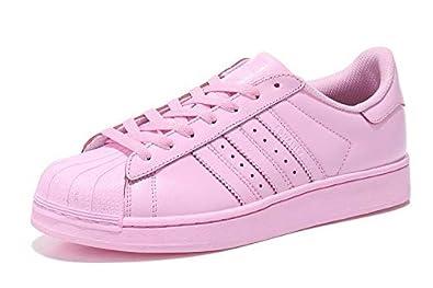 5b964bc83 Adidas Superstar Rose Pink Women Shoes: Amazon.ae