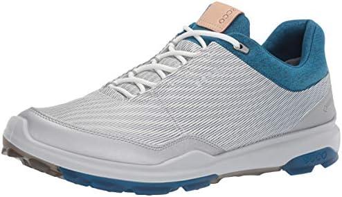 030d4e3df8 ECCO Mens 2019 M Golf Biom Hybrid 3 Shoes - Olympian Blue - UK 9 EU 43